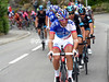 Sebastian Chavanel is towing the peloton along for Pinot and FDJ...