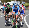 Docker's counter-attack is now formed of eight men, including Andre Greipel...