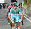 Mikel Landa is starting to move away from everyone else, Oliveitra being the last to resist...