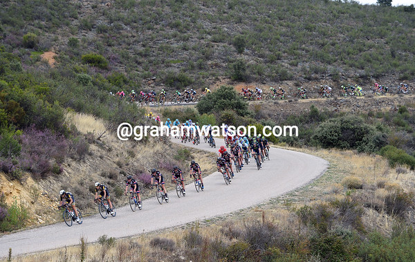 Tour of Spain - Stage 18