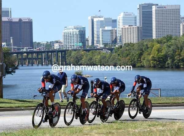 World Championships - Mens TTT
