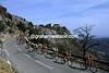 The peloton in Paris-Nice