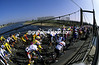 Cyclists in Paris-Nice