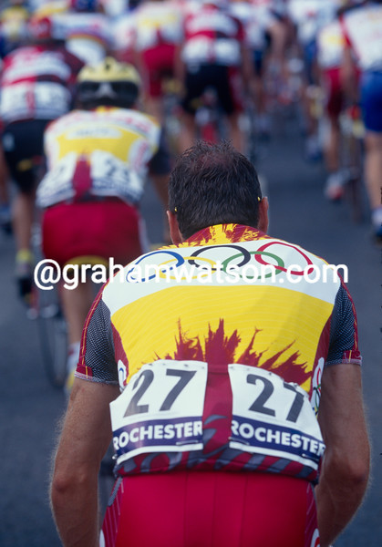 Pascal Richard in the 1997 Rochester Classic