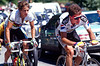 Pedro Delgado in the 1990 Tour de France