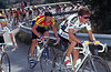 Pedro Delgado in the 1990 Paris-Nice