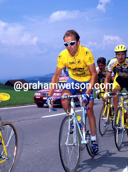 Peter Luttenberger in the 1998 Tour de Suisse