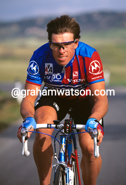 Phil Anderson in 1992