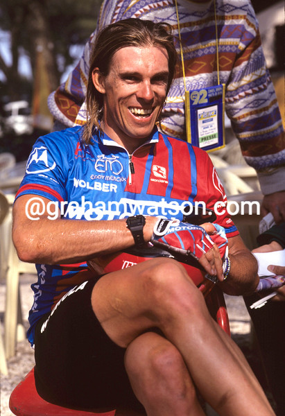 Phil Anderson in 1991