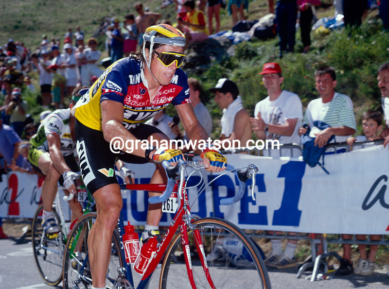 Phil Anderson in the 1989 Tour de France