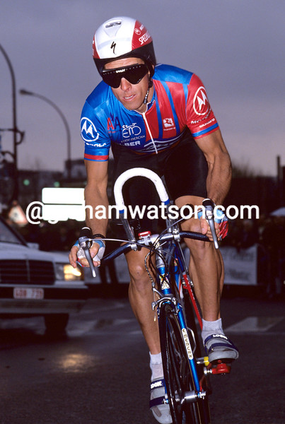 Phil Anderson at the 1991 Paris-Nice
