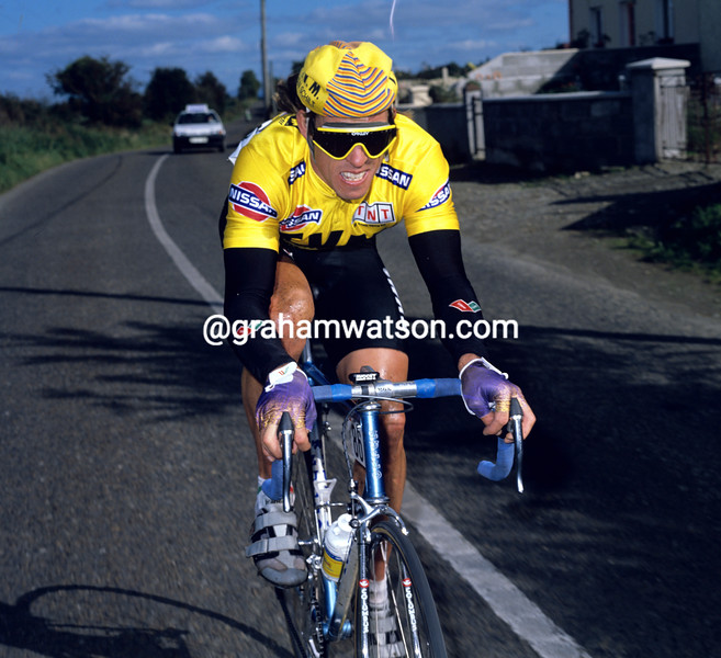 Phil Anderson at the 1988 Nissan Classic