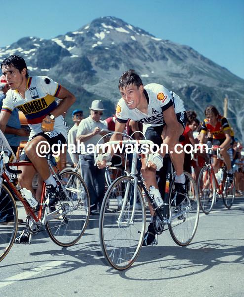 Phil Anderson at the 1983 Tour de France