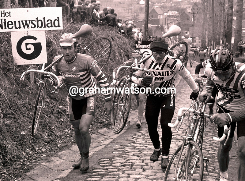 PAUL SHERWEN IN THE 1979 TOUR OF FLANDERS