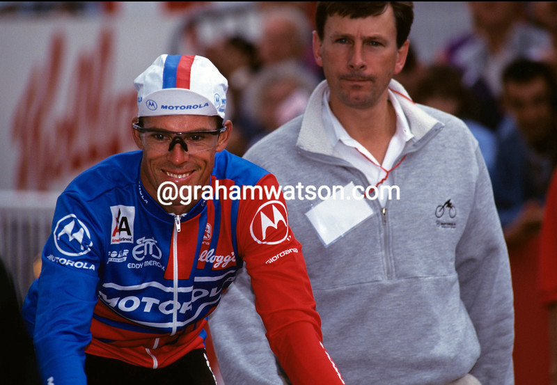 phil anderson with paul sherwen