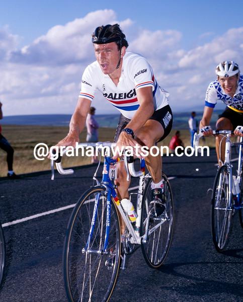 Paul Sherwen in 1988