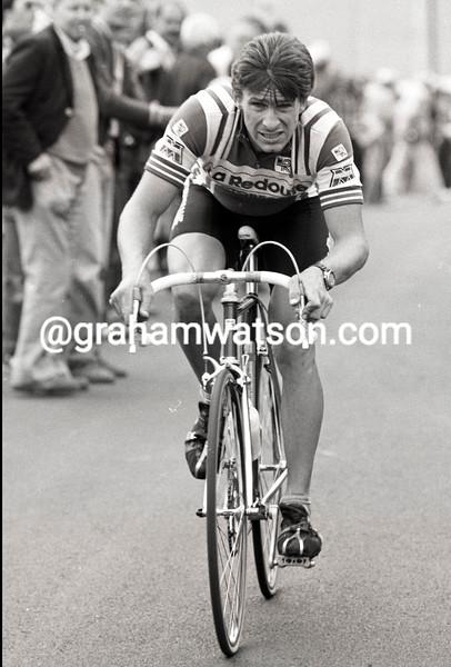 PAUL SHERWEN IN THE 1979 TOUR DE FRANCE