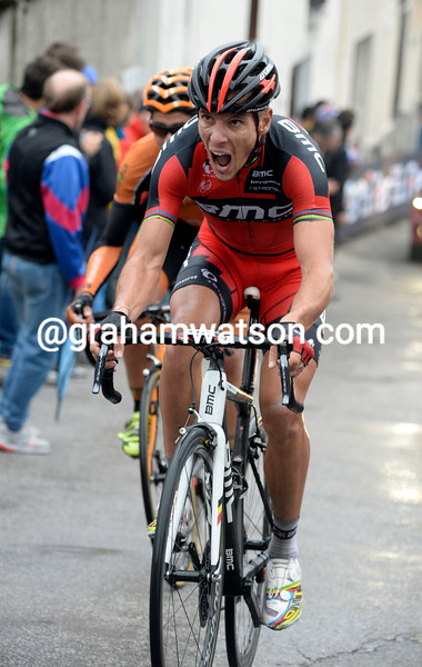 Philippe Gilbert in the 2013 Il Lombardia