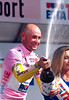 Marco Pantani in the 1998 Giro d'Italia