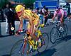 Marco Pantani in the 1996 Giro d'Italia