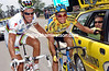MARIO CIPOLLINI AND MARCO PANTANI IN THE 2003 GIRO D'ITALIA