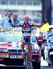 Marco Pantani in the 1997 Tour de France
