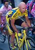 Marco Pantani in the 2003 Giro d'Italia