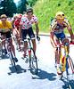 Marco Pantani in the 1997 Tour de France