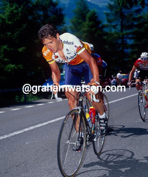 Danny Nelissen in the Tour de Suisse