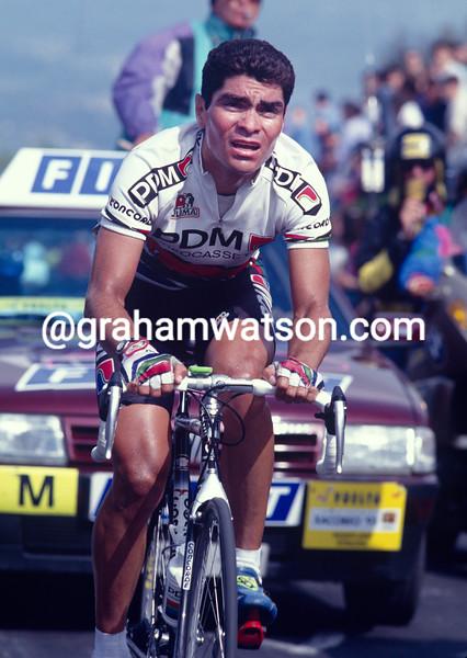 Raul Alcala in the 1993 Vuelta a España