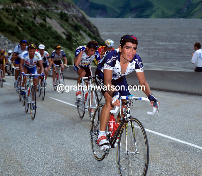 Raul Alcala in the 1993 Tour de France