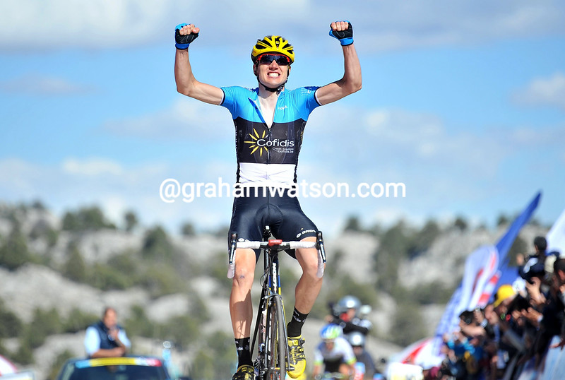 Rein Taaramae wins Stage 3 of the 2014 Tour of Turkey