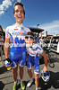 GERT STEEGMANS AND ROBBIE MCEWEN ON STAGE THREE OF THE TOUR DOWN UNDER