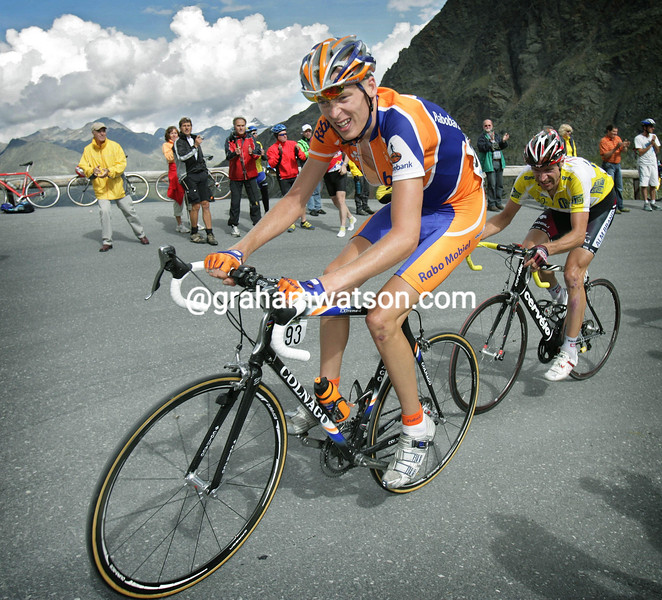 ROBERT GESINK ON STAGE FIVE OF THE GERMANY TOUR