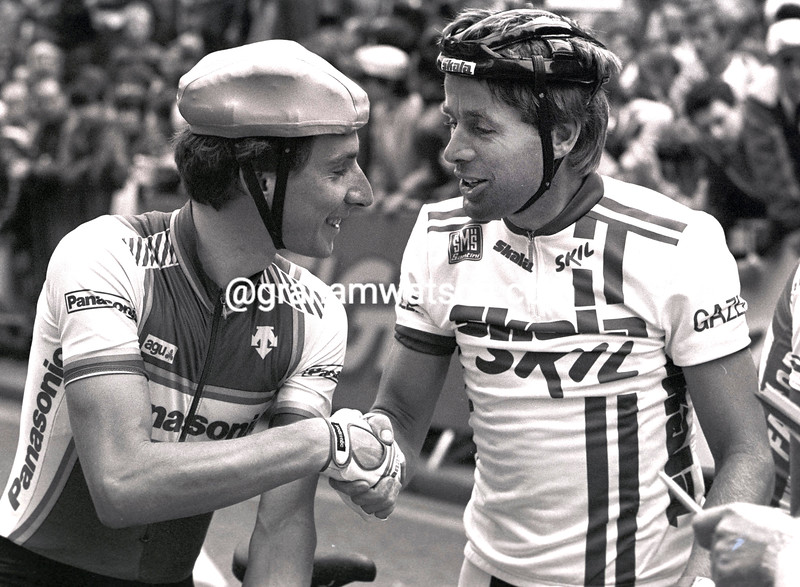 ROBERT MILLAR AND HENNIE KUIPER