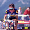 Robert Millar in the 1989 Tour de France