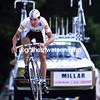 Robert Millar in the 1985 Tour de France