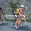 Robert Millar in the 1993 Tour de France