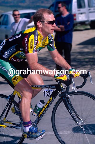 Roger Hammond in the 2000 Ruta del Sol