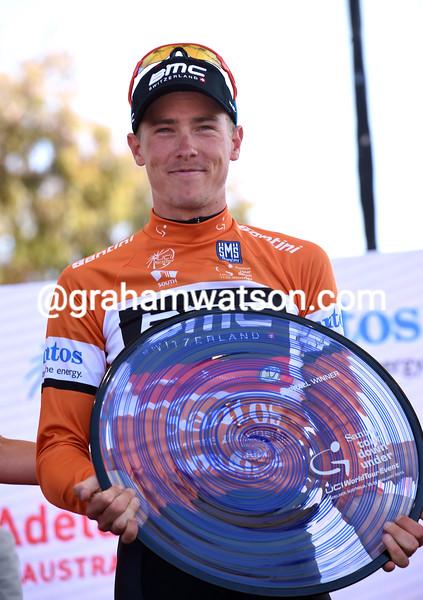 Rohan Dennis wins the 2015 Tour Down Under