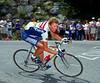 Rolf Sorensen in the 1992 Tour de France