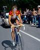 Rolf Sorensen in the 1988 Giro d'Italia