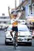 Rolf Sorensen wins the 1996 Kuurne-Brussels-Kuurne