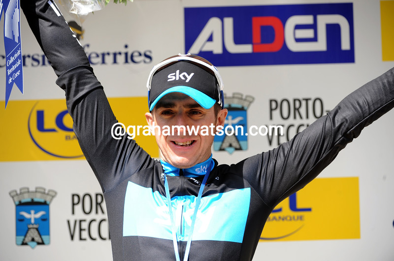 RUSSELL DOWNING WINS STAGE TWO OF THE 2010 CRITERIUM INTERNATIONAL