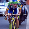 Santiago Botero in the 2001 Tour of Spain