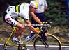 SCOTT SUNDERLAND IN THE 1999 World Championships
