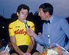 Sean Kelly and Hugh Porter in 1984
