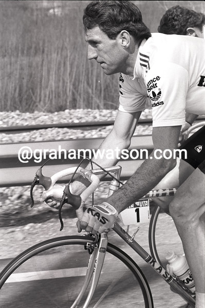 SEAN KELLY IN PARIS-NICE
