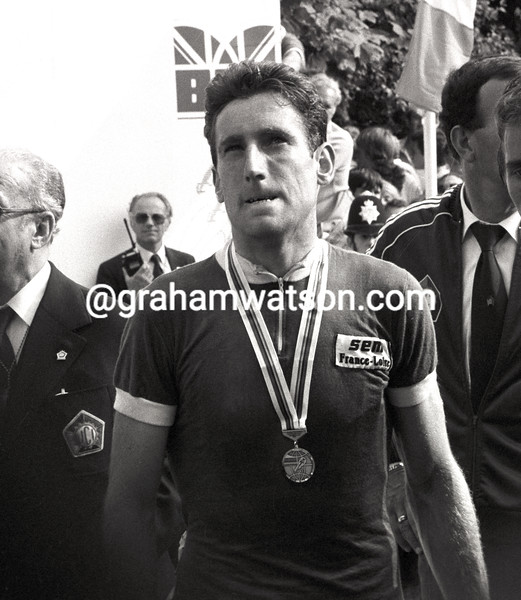 Sean Kelly at the 1982 world championships