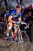 Sean Kelly in the 1992 Ghent-Wevelgerm